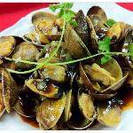 Baby Clams in Garlic sauce