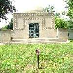 Wainwright Tomb National Historic Landmark Mausoleum