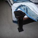 Lethal bed end !