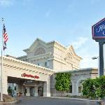 Welcome to Hampton Inn Idaho Falls/Airport; our airport shuttle runs daily 6am - 11pm.