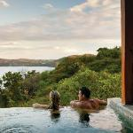 Canopy Suite with Plunge Pool overlooking Peninsula Papagayo