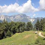 """panorama delle """"Piccole Dolomiti"""""""
