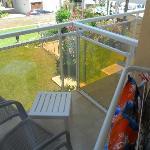 """""""Mini"""" balcony"""
