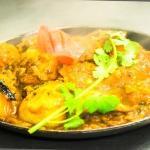 Chicken Shaaslic Bhuna