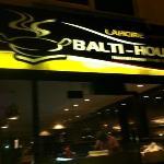 Lahore Balti house