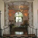 Hotel Restaurant Entrance Foyer