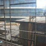 Noisy building site