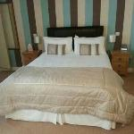thought I'd share my photo of room 5 comfy bed hmmm lol