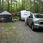 Camp Site Camden State