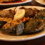 Try our Texas Oyster Plate and More....