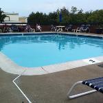 la piscine extérieur