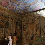 arazzi ed affreschi