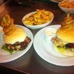 Addison's burger