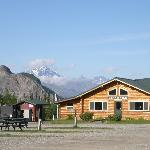 Grand View Cafe and RV Park, Glennallen Highway, AK