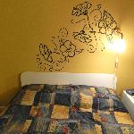 Lovely designs on walls