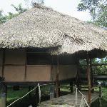 Exterior of the room (Cabana)
