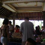 Breakfast buffet at Cendana