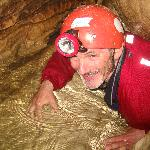 caving at Charleston