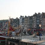 Honfleur's beauty is unsurpassed