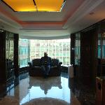 pasillos en el hotel