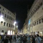 Corso Vanucci, Perugia, during Umbria Jazz