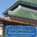 Kampung Kling Mosque Foto