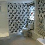 Bathroom in Family Room