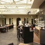Restaurant im ehemaligen Klosterhof