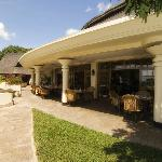 Photo de Palm Restaurant at Ilala Lodge Hotel