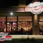America Graffiti Diner Restaurant Crespellano