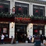 Goose on Union Street, Glasgow