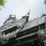 Silver chapel detail