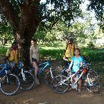 Diani bike circuit village