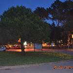 das ist ligthhous Savudrija -Basanija, direkt beim camping Pineta waren schon jedes jahr da, to