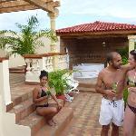 Photo de Hostal Villa Dalia