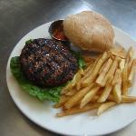 Bowler Classic Burger