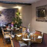 Thai dining area
