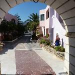 il villaggio di kournas