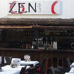 Foto de Zen Lounge Bar and Grill