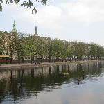 Panorama am See