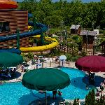 Outdoor Pool and Mini Golf