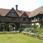 Cecilienhof in Potsdam, best day trip from Berlin (rent a bike at the main train station)