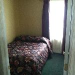 Small BR in 2BR suite