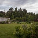der hauseigene Walled Garden