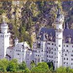 Hotrel Steiger gegenüber Königsschloss Neuschwanstein