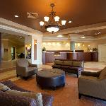 Newly Remodeled Hotel Lobby and Front Desk