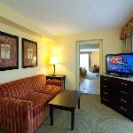 Oceanfront Junior Suite Parlor Renovated in 2012