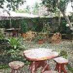 quaint garden