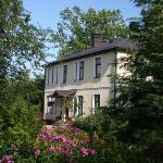 hotel Livonja, beautiful garden