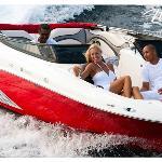 The Ultimate Luxury Jet Yacht Cruise.
